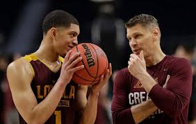 The Day - Loyola coach hopes Ramblers run opens door for mid-majors - News  from southeastern Connecticut