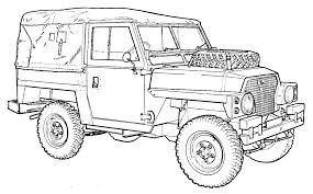 Lightweight Land Rover Cambrian Safaris