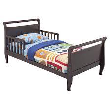 Sleigh Toddler Bed Espresso Cherry Delta Children s Products