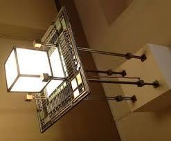 ceiling lamp by frank lloyd wright