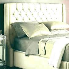 upholstered headboard queen. Upholstered Headboard Canada Beautiful Grey Fabric Linen Queen Wingback