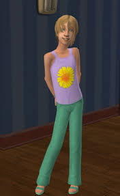 Fanon:Marlene McGregor   The Sims Wiki   Fandom