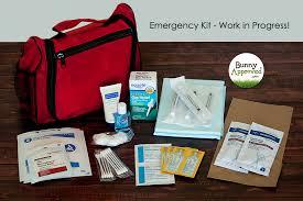 rabbit emergency first aid kit supplies