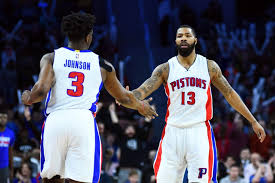 Projecting The Detroit Pistons Small Forward Depth Chart