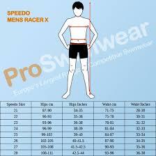 Speed O Guide Size Chart Speedo Lzr Racer X Bermuda Vermelho Prata