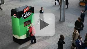 Fantastic Delites Vending Machine Classy FullService Advertising Agency Integrated Marketing Companies