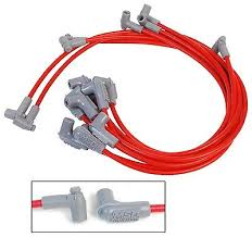 msd ignition 31359 spark plug wires small block chevy internal msd ignition 31359 spark plug wires small block chevy internal coil hei red