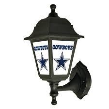 dallas cowboys lamp cowboys sign outside wall light lantern lamp sign dallas cowboys tiffany table lamp dallas cowboys lamp
