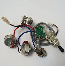 epiphone wiring harness guitar parts ebay Wiring Harness Guitar real epiphone pro wiring harness push pull alpha pots switch fit gibson les paul wiring harness guitar gibson es-137