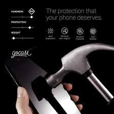<b>Premium</b> Double <b>Tempered Glass Screen</b> Protector - Gocase