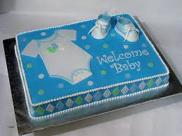 Baby Shower Cake Boy Applianinfo