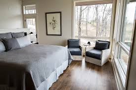 white bedroom with dark furniture. aqua and grey bedroom with dark furniture wood floors image white