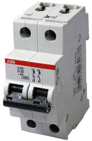 mcb miniature circuit breaker construction working types uses type d mcb