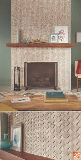 modern fireplace surround ideas projects using tile how to gas hearth with tiles or slate home