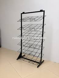 Wallpaper Display Stand Custom 32 Layer Metal Wallpaper Display Stands Buy Wallpaper Display Rack