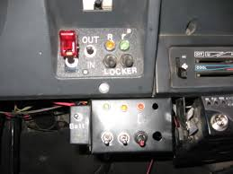 in cab controls for a smittybilt xrc8 jeepforum com labeling cost is a couple bucks i think the way to go is one of those dymo label makers that print on tape like stuff