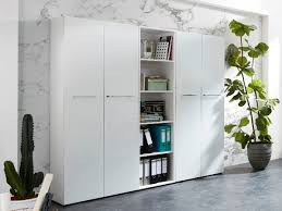 office storage unit. Contemporary Large Monteria 2 Door Storage Cabinet In White By Germania Office Unit G