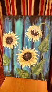 Painting Canvas Best 25 Sunflower Canvas Paintings Ideas Only On Pinterest