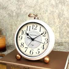 reliable alarm clock decorative bedroom alarm clocks vintage retro alarm clock old fashion silent desk
