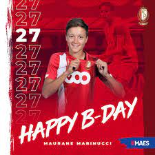 🎉 Joyeux anniversaire Maurane... - Standard de Liège