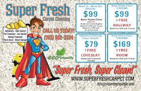 carpet cleaning flyer super fresh carpet cleaning flyer ninedesign