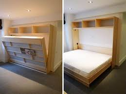 twin murphy bed plans