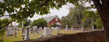 local cemeteries two and a half centuries of history