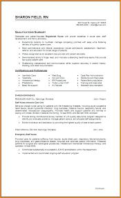 Resume Charge Nurse Canadianlevitra Com