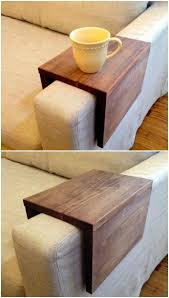 things to make out of scrap wood. 40 beautiful and eco-friendly reclaimed wood projects that will transform. couch arm shelf: what an awesome idea! things to make out of scrap