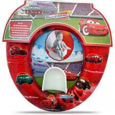 Disney Cars Raceorama Soft Potty Training Bath 8412497057788