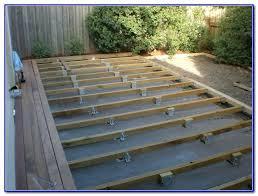 deck over concrete patio design building a deck over concrete patio concrete patio designs under deck