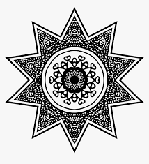 Free Clipart Abstract Designs Clipart Abstract Design Mandala Outline Tattoo Design Hd