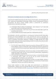 Estimada comunidade educativa do Colégio Marista Pio X, O Decreto do  Prefeito Municipal de João Pessoa, N° 9.671/2021, de 18