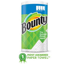 Bounty Roll Size Chart Bounty Select A Size Paper Towels Bounty