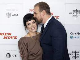 David Harbour and Lily Allen's ...