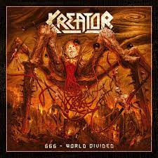 LAMB OF GOD / KREATOR   Checkmate / 666 - World divided GREEN VINYL -  Nuclear Blast
