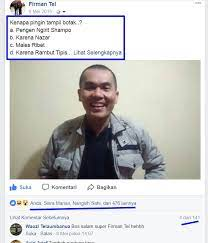 Mau Status Facebook Anda Viral Ini Tipsnya Firman Id