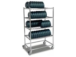 Plastic Coated Wire Racks Awesome PlasticCoated Wire Rack For Heat On Demand On Tray SystemJ32EPL