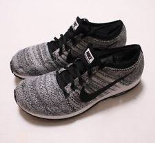nike running shoes for men black and red. nike flyknit streak unisex running shoes, mens 9.5, womens 11, 835994 003 shoes for men black and red