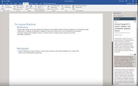Microsoft Word Gains Powerful Editor Researcher Tools To Help You
