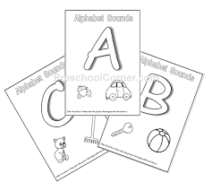 Make learning the abcs fun with these alphabet worksheets, games, activiites, crafts, and printables! Printable Early Phonics Worksheets For Preschool