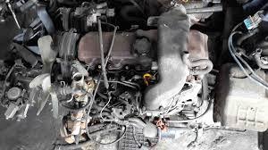 Toyota Hiace 3L engine