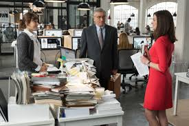 image office space. Photo: The Intern; Source: Warner Bros. Ent. Image Office Space 0