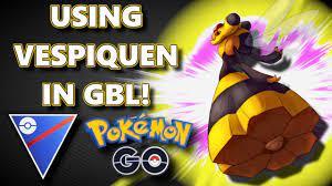 VESPIQUEN Got a Buff! Is it Any Good in Season 4? - Pokemon GO Battle  League (community submission) - YouTube