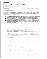 Sample Business Analyst Resume analyst cv sample unique analyst cv sample resume for a job 92