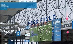 Atlanta Falcons Virtual Seating Chart