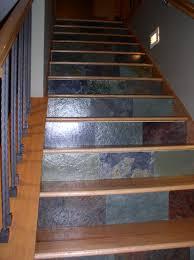 Decorative Stair Risers Ideas