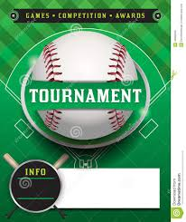 Free Baseball Flyer Template Baseball Tournament Flyer Template Magdalene Project Org
