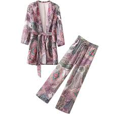 <b>Women</b> Suit <b>Female</b> 2019 Spring <b>Summer Vintage Ethnic</b> style Wind ...