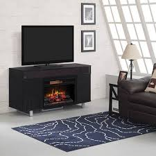 classicflame enterprise electric fireplace tv stand